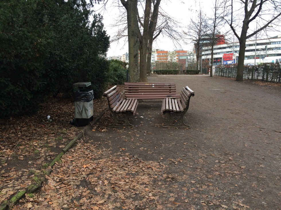 The Physical And Social Normative Properties Of Street Furniture Hacking Urban Furniture