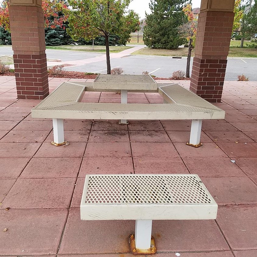 The Physical And Social Normative Properties Of Street Furniture